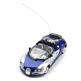 1:43 Remote Control Alloy Roadster Controlled by Android and IOS (Blue)
