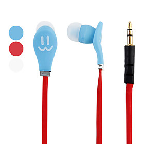 Bright Smile Stereo In-Ear Earphone (Assorted Colors)