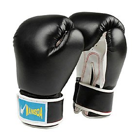 Internally Thicken Full Finger Boxing Gloves (Random Colors)