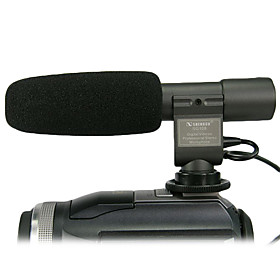 SG-108 Pro DV Stereo Microphone for Canon, Pentax, Nikon