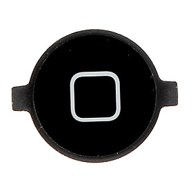NEW Black Home Button Key for iPod Touch 2nd 3rd Gen