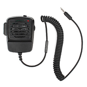 Unique Walkie Talkie Transreceiver Microphone and Speaker for iPhone, iPad  Other Cellphone