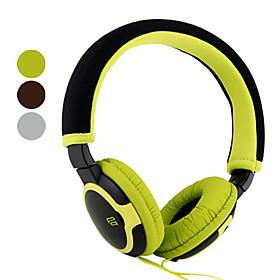 Ergonomic Comfort Stereo Headphone Headset (Assorted Colors)