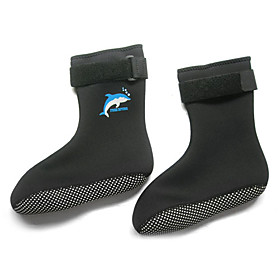 Thick Anti-Slip Dive  Scuba Socks