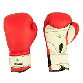 Fashionable Internal Thicken Full Finger Boxing Gloves 10oz