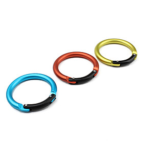 Ring Shaped Carabiner (Ramdon Color)