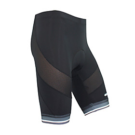 Santic-Men's Coolmax Material Super Breathable Cycling 1/2 Pants