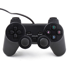 Wired USB 2.0 Control Pad for PC (Black)
