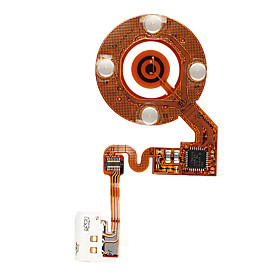 NEW Click Wheel with Flex Cable for iPod Nano 2nd Gen