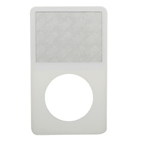 NEW White Front Cover Panel for iPod Video