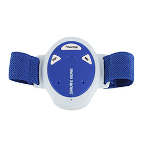 Snore Gone Stop Snoring Anti Snoring Wristband Watch