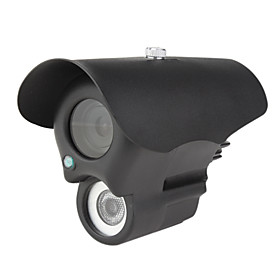 Excellent Nightvision Security CCTV Camera with Super IR Illuminator (1/3'' SONY HAD CCD, PAL, 12V)