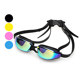 MODOCU Anti-fog UV Waterproof Swimming Glasses (Assorted Colors)