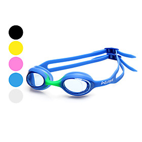 MODOCU Anti-fog Waterproof Swimming Glasses for Kids (Assorted Colors)
