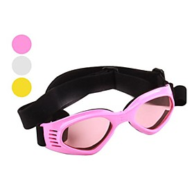 UV Protection Sunglasses for Dogs (M-L, Assorted Colors)
