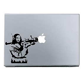 Cannon Pattern Protect Skin Sticker for 11 13 15 Macbook Air Pro