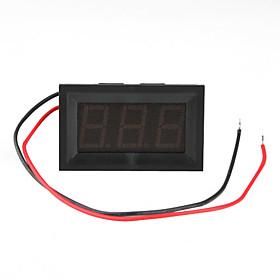 4.5-30V Digital LED Auto Car Truck Voltmeter