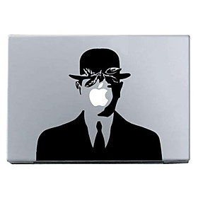 Man Pattern Protect Skin Sticker for 11 13 15 Macbook Air Pro