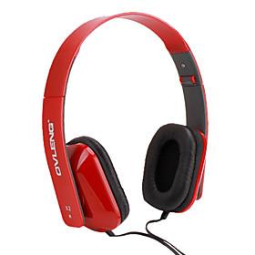 Ergonomic Comfort Hi-Fi Stereo Headset with Mic
