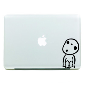 Martian Pattern Protect Skin Sticker for 11 13 15 Macbook Air Pro