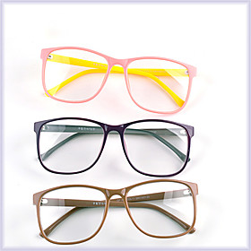Decorative Glasses Flat Light Mirror Glasses