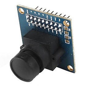 VGA OV7670 CMOS 640X480 SCCB Compatible Camera Module Lens