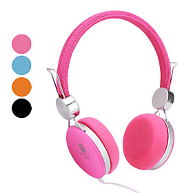 Bass Stereo Music Headset (Assorted Colors)
