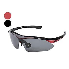 EYK-Cycling Glasses Eyewear with 4 Set Extra Anti-UV Polarized Lens