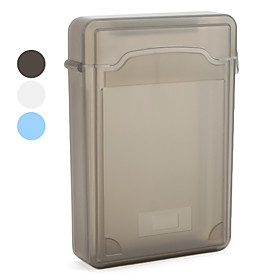 Protective 3.5 Hard-Disk Drive HDD Plastic Case