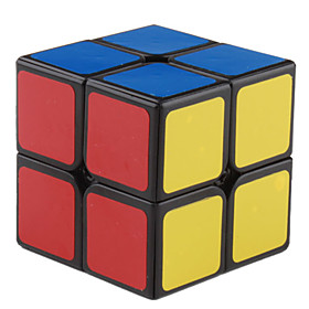 GuoBing WitTwo Type C 2x2x2 Magic Puzzle Cube (Random Colors)