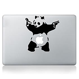 Panda Pattern Protect Skin Sticker for 11 13 15 Macbook Air Pro