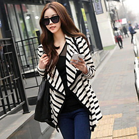Summer Lady Elegant Long Sleeve Knit Cardigan