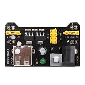 3.3V 5V MB102 Breadboard Power Supply Module For Arduino Board