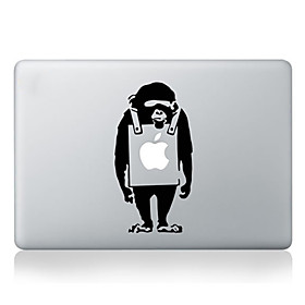 Monkey Pattern Protect Skin Sticker for 11 13 15 Macbook Air Pro
