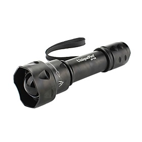 UniqueFire UF-T20 Zooming 3-Mode Cree T6 LED Flashlight (1200LM, 1x18650)