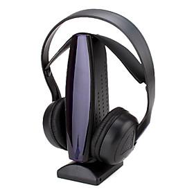 All-in-1 Hi-Fi FM Wireless Headphone System (Wireless Reception from TV)