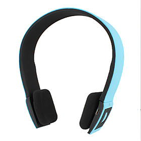 Bluetooth 3.0 EDR Stereo Audio On-ear Headset with Microphone
