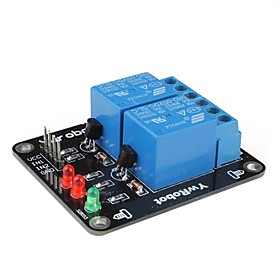 2 Channel Relay Expansion Board for DIY (5V)