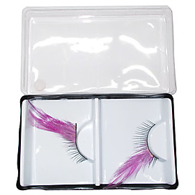 1 Pair Fancy Fashion False Eyelash