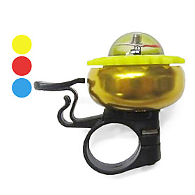 Bicycle Sunflower-Shape Bell with Compass (3 Colors)