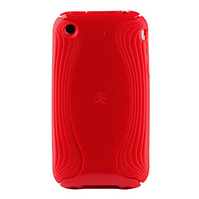 Detachable Plastic and TPU Skin Case for iPhone 3G and 3GS (Multi-Color)