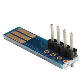 Arduino Compatible Wii Nunchuck Adapter (WiiChuck Shield Module)