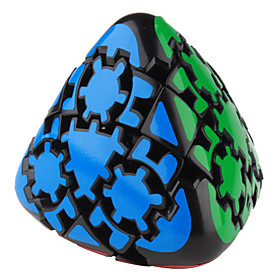 Irregular Magic Puzzle Cube (Black)