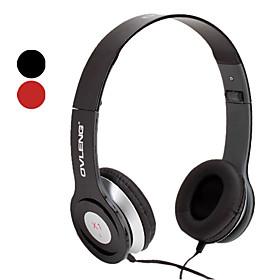 Comfort Ergonomic Hi-Fi Stereo Headset with Mic (Assorted Colors)