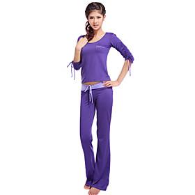 SiBoEn Comfortable Polyester Practise Wearable Yoga Pants