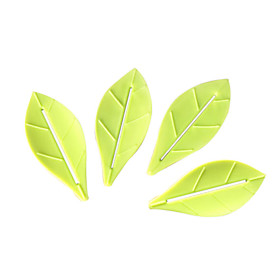 Leaf Shape Toothpaste Squeezer Tool