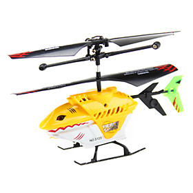 Wltoys  S123 Mini  3.5 Channel Remote Control Helicopter
