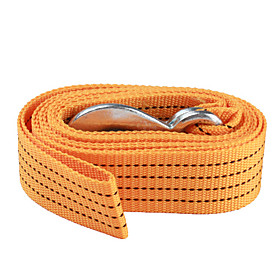 5cm x 3m 3Ton Tow Recovery Strap Truck Towing Rope
