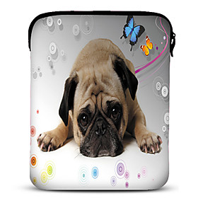 Hello Puppy Neoprene Tablet Sleeve Case for 10