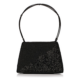 Elegant Cotton Evening Handbag/Wristlet(More Colors)